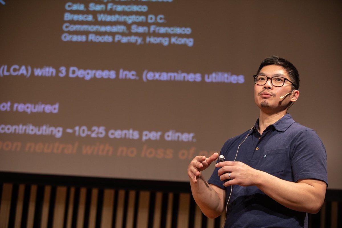 Anthony Myint Basque Culinary World Prize